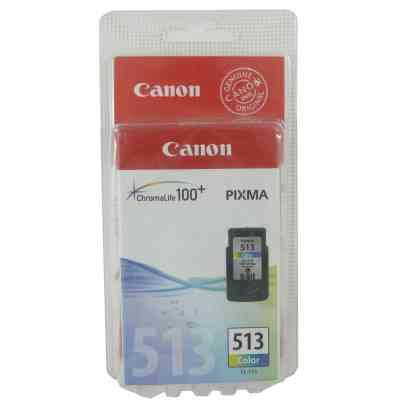Ver Canon CL-513 cartucho tricolor pixma MP240