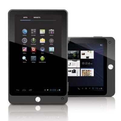 Coby Tablet 7 4gb 40a  Negro
