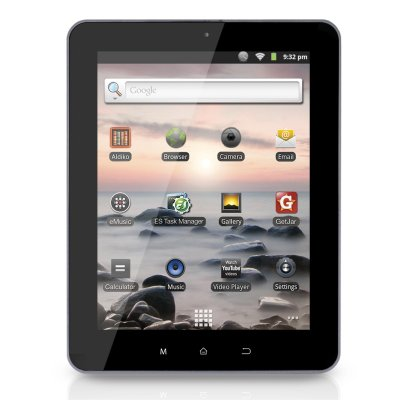 Coby Tablet 8 Mid8128 3g 4gb  Negro
