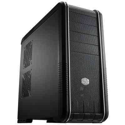 Cooler Master Cm690 Ii Advance Semi-torre Sin Fa