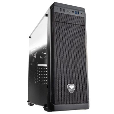 Cougar Caja Miditorre Mx330 G Lateral