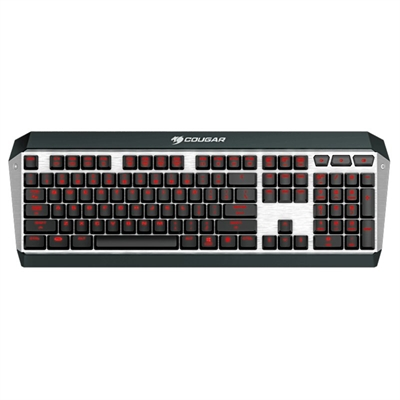 Ver Cougar Teclado Attack X3 RGB Gaming Cherry MX Red