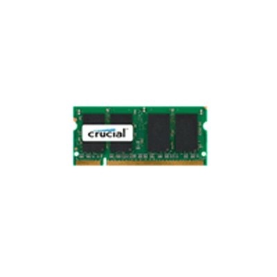 Ver Crucial CT12864X40B SoDim1GB DDR 400MHz PC3200 CL3