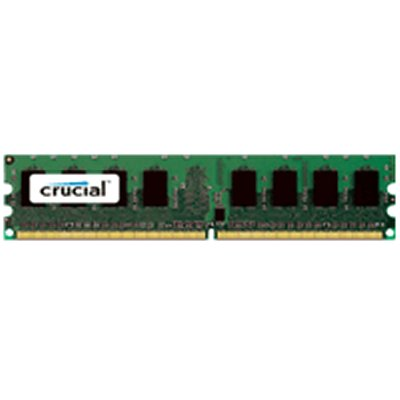 Crucial Ct25672aa667 2gb Ddr2 667mhz Pc2-5300 Ecc