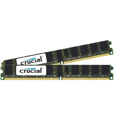 Crucial Ct2kit51272av667 8gb 4gb 4gb  Ddr2 667mhz
