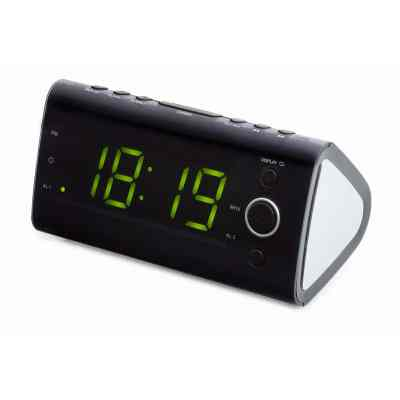 Denver Radio Reloj Despertador Cr 416 Pant Led