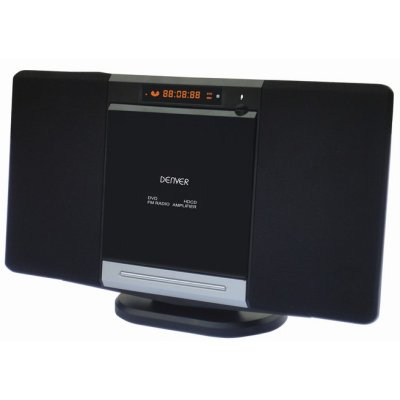 Denver Mcd-62 Microcadena Dvd Cd Mp3 Usb Radio