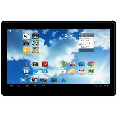 Denver Tablet 101 Dcor Bluet 16gb Dcam Negra