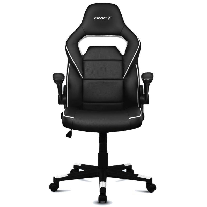 Ver Drift DR75BW Silla Gaming NegraBlanca