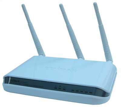 Edimax Adsl2  Wifi 300mbps  Switch