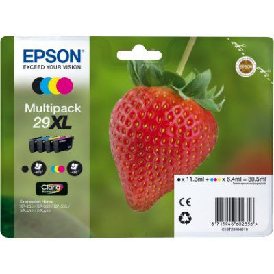Ver EPSON Cartucho Multipack T29XL XP235332432