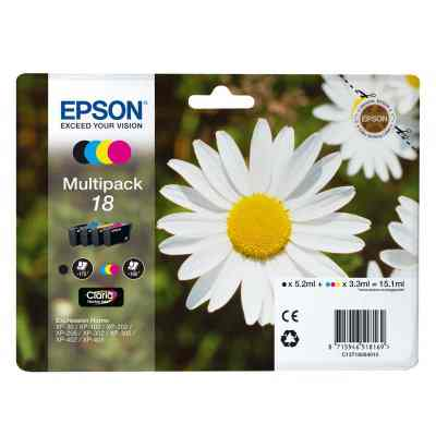 Ver EPSON Cartucho T1806 MultiPack XP202205305
