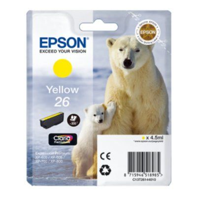 EPSON Cartucho T2614 Amarillo XP520620720820