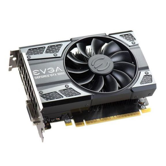 Ver EVGA GTX 1050 TI SC GAMING 4GB DDR5