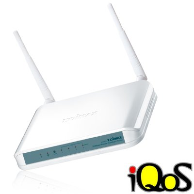 Edimax Br-6428n Iq Router 300mbps 4x10