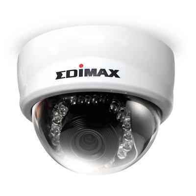 Edimax Md111e Camara Pt Manual Minidome 1mp Poe