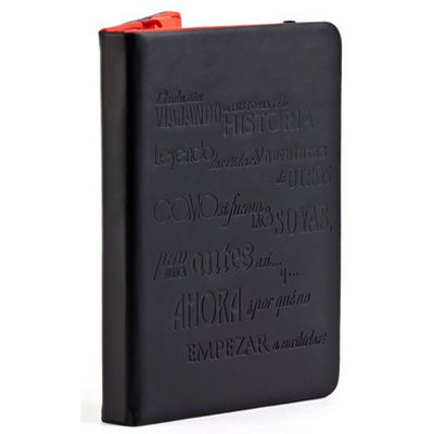 Energy Funda Para Ebook E6 Rubber Negra