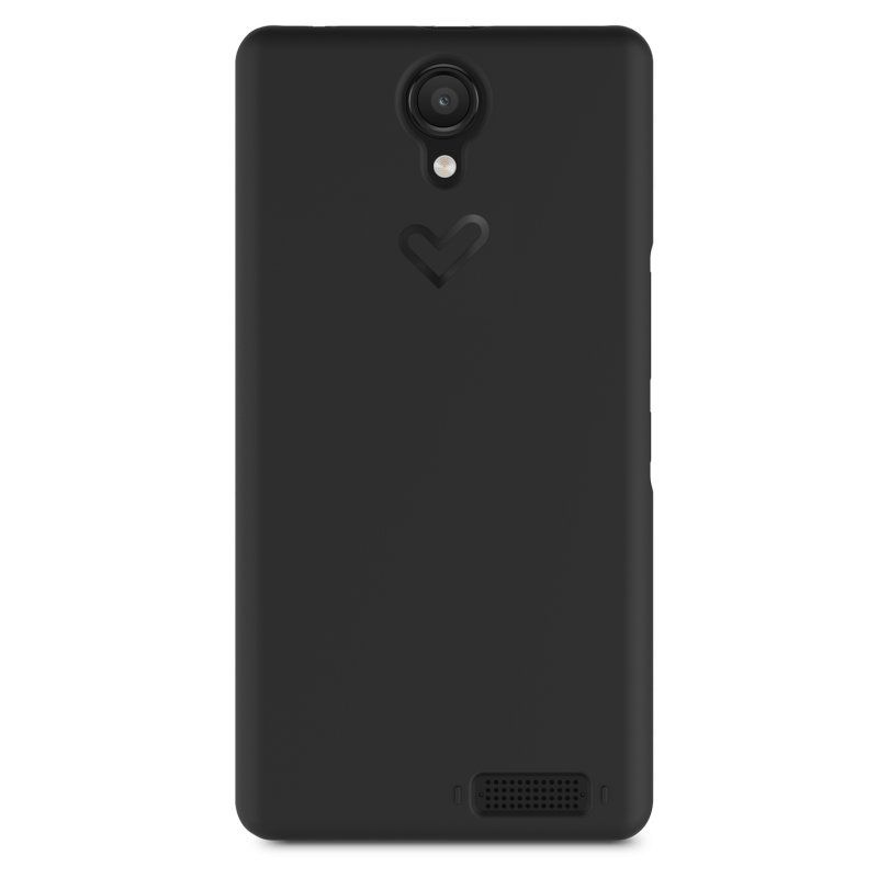 Energy Phone Case Max 4G Funda Negra