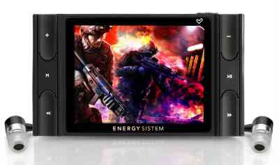 Energy Sistem 5020 Mp5 4gb Negro Lpi