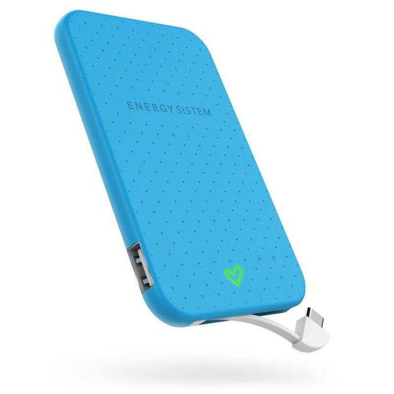 Ver Energy Sistem Extra Battery 2500 Blue 2500mHA