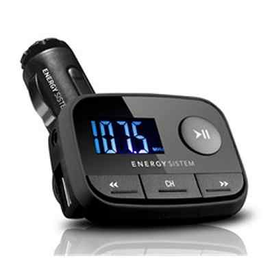 Ver Energy Sistem MP3 Car f2 Black Knight