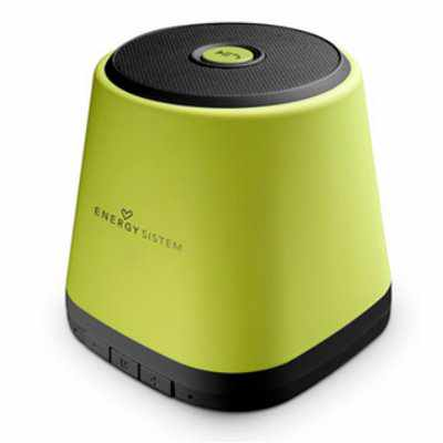 Ver Energy Sistem Music Box BZ1 Verde Bluetooth