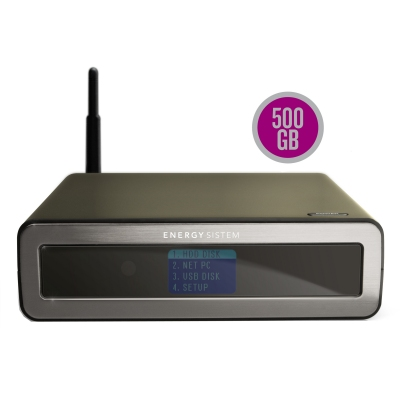 Energy Sistem P4350 Hd Multimedia 500 Gb Fhd Wifi