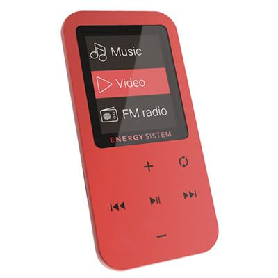 Ver Energy Sistem Reproductor MP4 Touch 8GB Coral