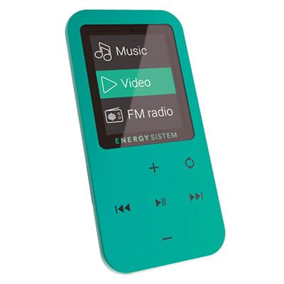 Ver Energy Sistem Reproductor MP4 Touch 8GB Menta