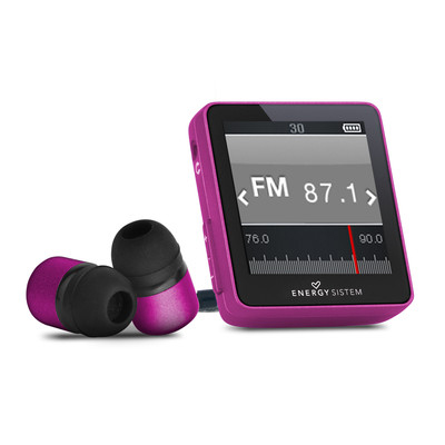 Energy Sistem Mp4 2504 Urban 4gb Pink Glam