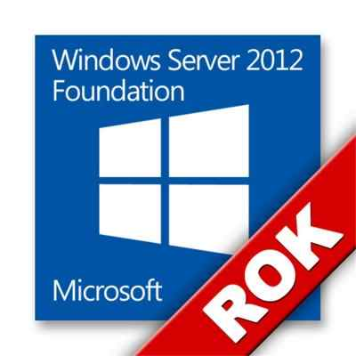 Fujitsu Windows Srv Foundation 2012 1cpu Rok Oem