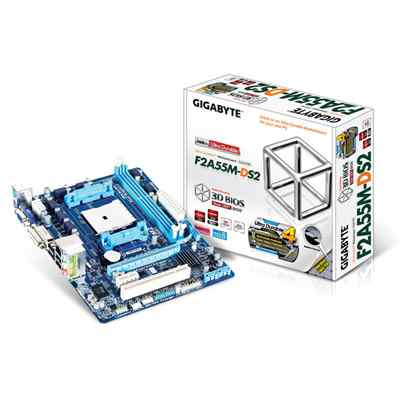 Gigabyte Placa Base F2a55m-ds2 Matx Fm2