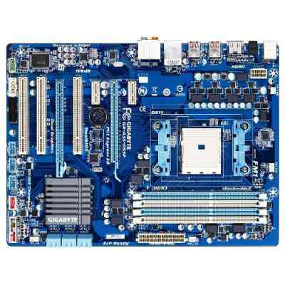 Gigabyte Placa Base Ga-a55-ds3p Atx Fm1