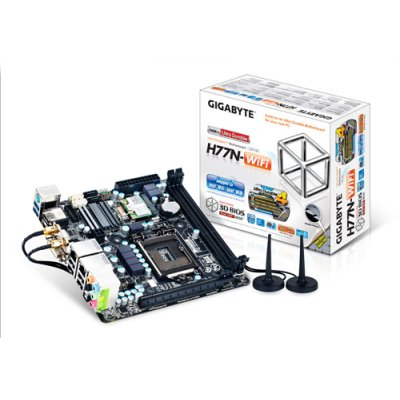 Gigabyte Placa Base H77n-wifi Mini-itx Lga1155