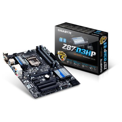 Gigabyte Placa Base Z87-d3hp Atx Lga1150