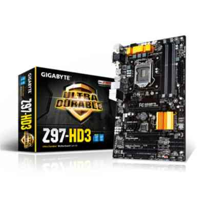 Gigabyte Placa Base Z97 Hd3 Atx Lga1150