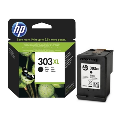 Ver HP 303XL T6N04AE cartucho negro Envy Photo