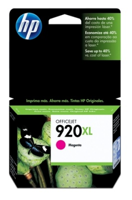 Hp 920xl Cart Magenta Officejet Serie 60006500