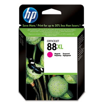 Ver HP C9392AE 88XL cartucho tinta magenta Officejet