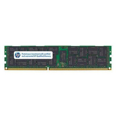 Hp Dimm 4gb Ddr3 1333 Pc3-10600 Cl9 Ecc Lp