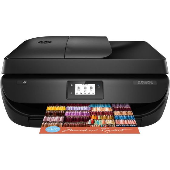 Ver HP Officejet 4656 eAIO Wifi ePrint