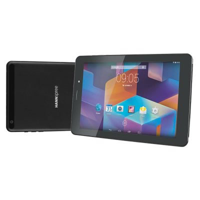 Ver Hannspree Tablet 8 IPS 8GB 13Ghz QCore 3G Negra