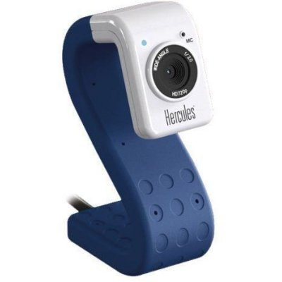 Ver Hercules Webcam HD720P Twist 5 mpx Turquesa