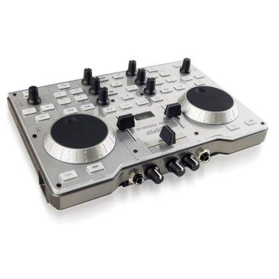 mesas hercules mesa de mezclas dj consola mk4