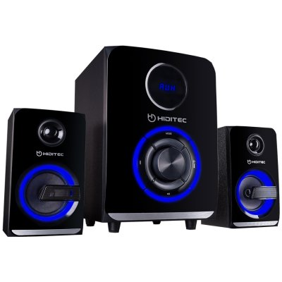 Ver Hiditec H500 100w Bluetooth SD Negro