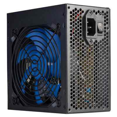Ver Hiditec Fuente AlSX 500W 60 Black 120mm fan