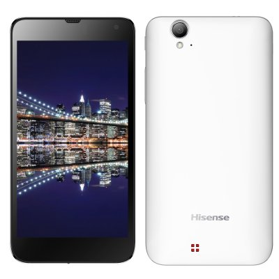 Movil Hisense U970w 50 Qhd Ips Q12ghz 1 4gb 2sim Blanco