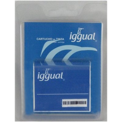 IGGUAL Cartucho Reciclado Color HP C9352C N22XL