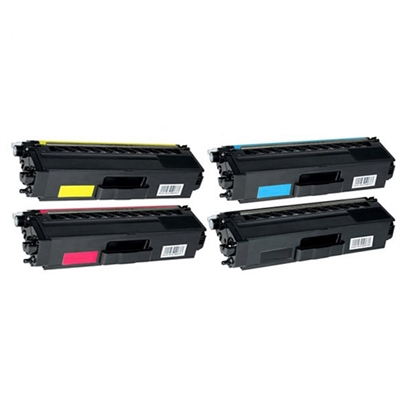 INKOEM Toner Compatible Brother TN910 Amarillo