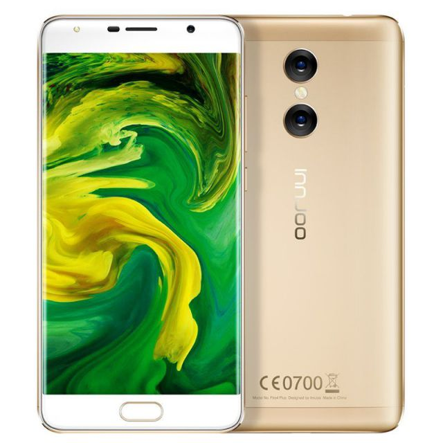 Ver INNJOO FIRE 4 PLUS 32GB Oro